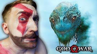 САМЫЙ БОЛЬШОЙ И ПОДОЗРИТЕЛЬНЫЙ ГЛИСТ НА ПЛАНЕТЕ | God of War 4 - ЧАСТЬ #3