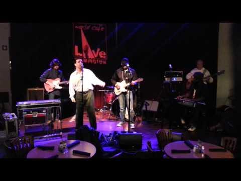World Cafe Live at the Queen  Joel Schecter Slidin through the Crossroads