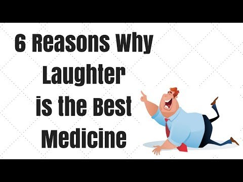 Six reasons why laughter is the best medicine
