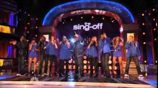 "5th Performance - Afro-Blue - ""Killing Me Softly"" By The Fugees - Sing Off - Series 3"