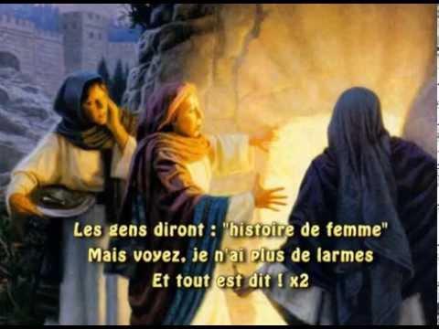 Pourquoi chanter, Marie-Madeleine (Chant pour Pâques)