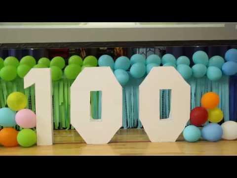 Winfield Scott School No.  2 Celebrates 100 Years