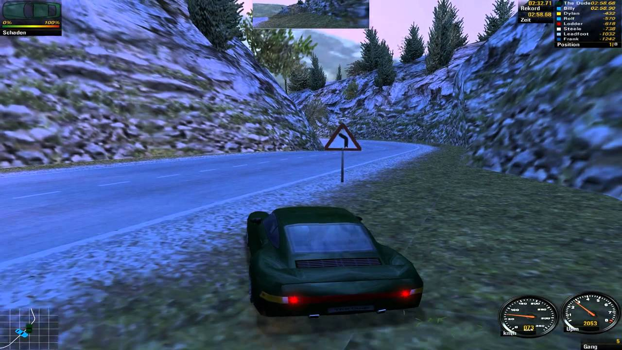 Need for speed porsche unleashed windows 7