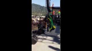 mega banton performance at reggae on the river part 1