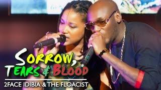"""""""Sorrow, Tears  Blood"""" - 2face Idibia amp; The Floacist (Felabration 2015)"""