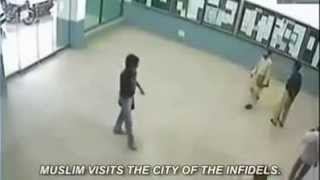 Spiritual man vs. Magic Door...? Dumb Ass lmfao