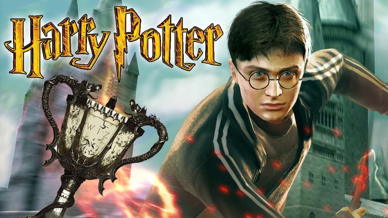 Wingardium leviooooosa harry potter et la coupe de feu - Harry potter et la coupe de feu streaming ...