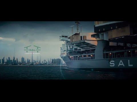SAL Shipping: MV Svenja, Transporting Burj Al Arab Terrace