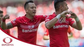 Resumen Toluca vs Veracruz | Clausura 2017 - Jornada 6 | Televisa Deportes