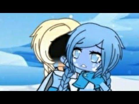 """Frozen"" Anna Saves Elsa. Gacha Life Version"
