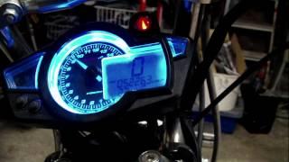 préparation moteur 107cc lifan