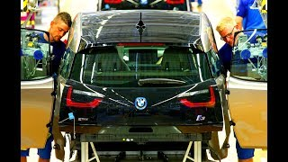 CAR FACTORY : BMW i3 PRODUCTION l FULL ASSEMBLY LINE (NO MUSIC) l LEIPZIG PLANT (GER)