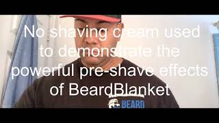 BeardBlanket Shave