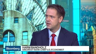 U.S. Economy Heading Into a Slowdown in 2019 and 2020, Bandholz Says
