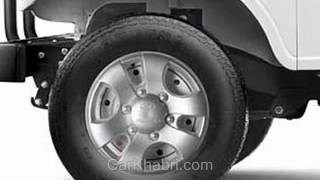 Mahindra Thar : latest video clip