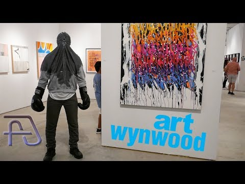 ART WYNWOOD 2019 On Presidents' Day Weekend At Downtown Miami