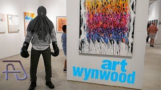 ART WYNWOOD 2019 on Presidents Day Weekend at Downtown Miami