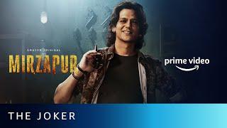 MIRZAPUR 2 - The Joker | Vijay Varma | Amazon Original