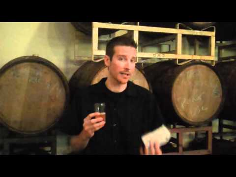 American Beer TV : The Bruery Reserve Society Barrel Tasting Event
