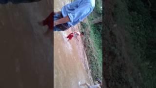 Air panas pawan. Rohul-Riau