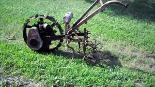 Repeat youtube video 1928 Kinkade Garden Tractor