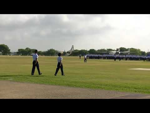 Air Force Basic Military Training Parade, 18 May 2018 (Official)