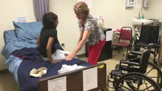 CNA Skills Review by Dianna Siciliano