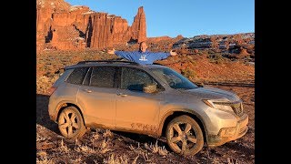 Why is the 2019 Honda Passport Perfect On & Off Road