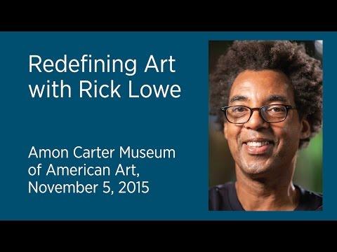 Artist Talk: Rick Lowe