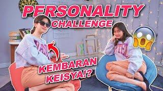 Download KEISYA PERNAH BIKIN NANGIS TEMEN! - PERSONALITY CHALLENGE