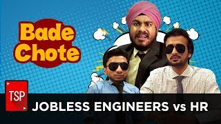 Bade and Chote fight each other for an IT job! Like us on Facebook:...