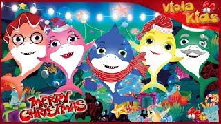 Baby Shark Christmas Dance Song ~ Merry Christmas 2019 Sing and Dance!