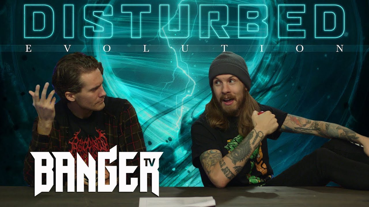 DISTURBED Evolution Album Review episode thumbnail