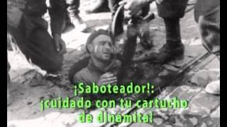 Chant des partisans. (Subtitulado español)