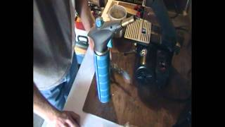 Knife Making Part 2 (hardening and tempering)