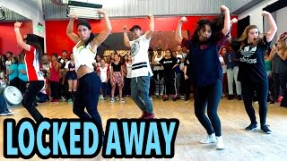 LOCKED AWAY - R. City ft Adam Levine Dance | @MattSteffanina Choreography (Beg/Int)