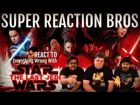SRB Reacts to Everything Wrong with Star Wars: The Last Jedi