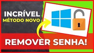 Como Remover Senha de Login no Windows 10/8/8.1/7 (Atualizado)