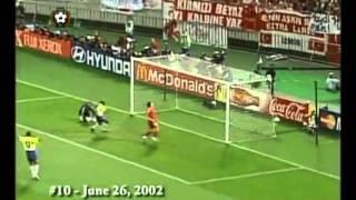 Ronaldo Luiz Nazario De Lima - Fenomeno(Грустно, когда такие Легенды завершают свою карьеру... Во многом именно из-за Зубастика я полюбил футбол..., 2011-07-21T12:25:02.000Z)