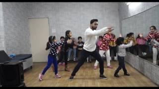 Badri Ki Dulhania Kids Dance Routine By Kimesh