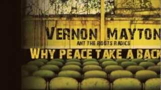 "Vernon Maytone  ""Why peace take a back seat"" / Inyaki ""Tizita mood"""