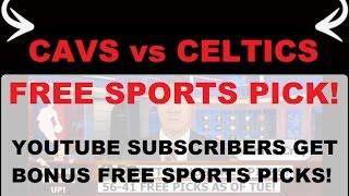 Free Sports Picks NBA – Cleveland Cavaliers vs Boston Celtics Prediction May 17th Vernon Croy