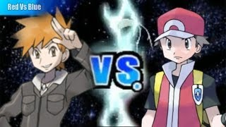 Pokemon Black and White 2 Wifi Battle - Red Vs Blue