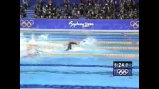 シドニーオリンピック_競泳男子_200m自由形決勝