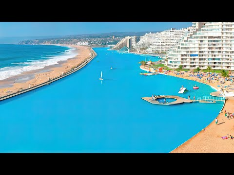 THE BIGGEST POOLS IN THE WORLD