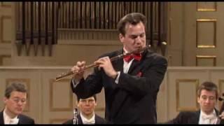 EMMANUEL PAHUD Mozart Flute Concerto in G - 1 mov.