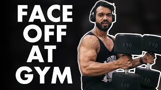 Fit Is Hit | Faceoff at Gym | Fun times | Fitness 2017