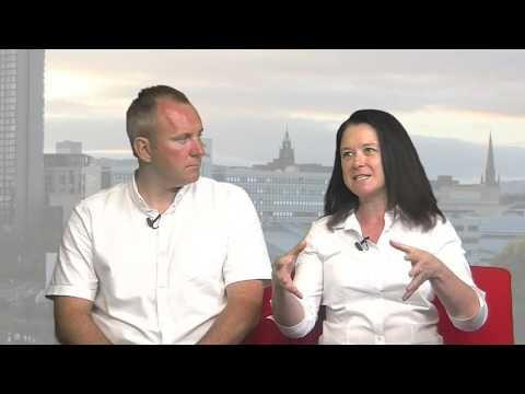 Sheffield Live TV Matt Hamshaw & Liz Byrnes 6.7.17 Part 1