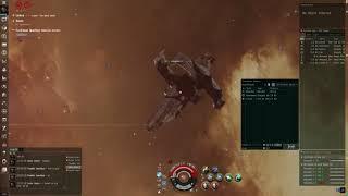 EVE Online: Astero VS Breacher - Faction Warfare! :D