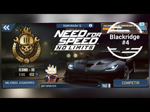 Need For Speed No Limits Android Blackridge #4